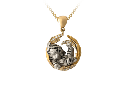 necklace dream tiger 1